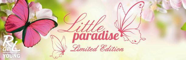 R De L Young Little Paradise LE
