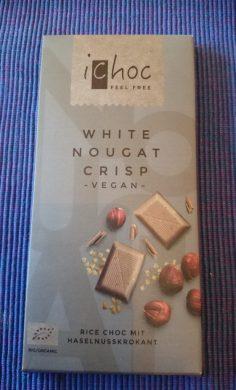My Couchbox März 2016 IChoc White Nougat Crisp