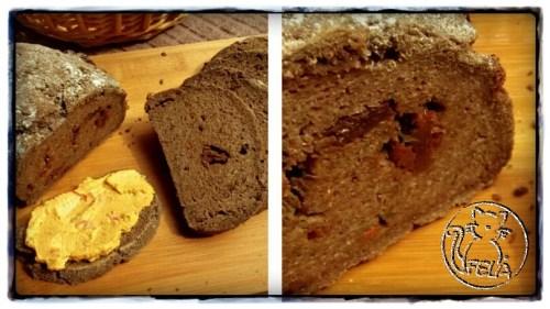 02 fertiges Brot mit Detail