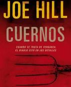 Cuernos - Joe Hill portada