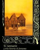 El santuario y otras historias de fantasmas - E. F. Benson  portada