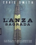 La lanza sagrada - Craig Smith portada