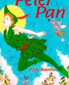 Peter Pan - James Matthew Barrie  portada