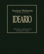 Ideario - Enrique Malatesta portada