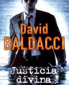Justicia divina - David Baldacci portada