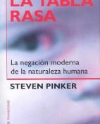 La tabla rasa - Steven Pinker portada