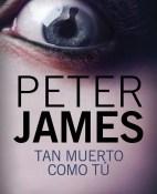 Casi muerto - Peter James portada