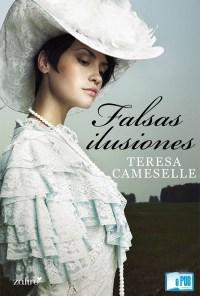 Falsas ilusiones - Teresa Cameselle portada