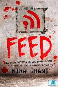 Feed - Mira Grant portada