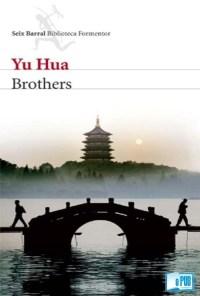 Brothers - Yu hua portada