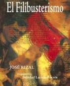 El filibusterismo - Jose Rizal portada