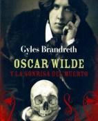 Oscar Wilde y la sonrisa del muerto - Gyles Brandreth portada