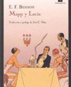 Mapp y Lucia - E. F. Benson portada
