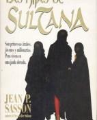 Las hijas de sultana - Jean Sasson portada