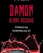 Damon. Almas oscuras - L. J. Smith portada