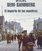 El imperio de las mentiras - Steve Sem-Sandberg portada