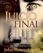 Juicio final - John Katzenbach portada