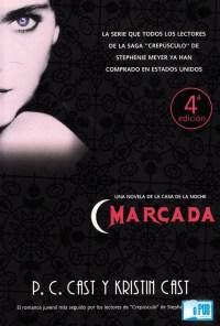 Marcada - Kristin Cast y P.C. Cast portada