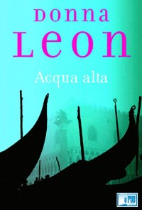 Acqua alta - Donna Leon portada