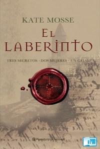 El laberinto - Kate Mosse portada