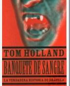 Banquete de sangre - Tom Holland portada
