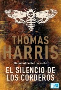 El silencio de los corderos - Thomas Harris portada