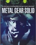 Metal gear solid - Raymond Benson portada
