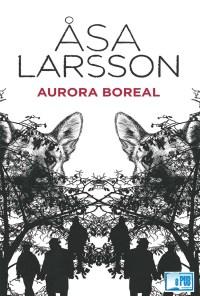 Aurora Boreal - Asa Larsson portada