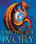 Empire of Ivory - Naomi Novik portada