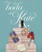 La boda de Kate - Marta Rivera de la Cruz portada