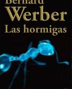 Las hormigas - Bernard Werber portada