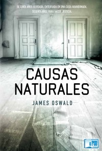 Causas naturales - James Oswald portada