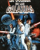 Episodio IV La guerra de las Galaxias - George Lucas & Alan Dean Foster portada