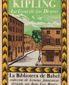 La casa de los deseos - Rudyard Kipling portada