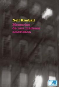 Memorias de una madame americana - Nell Kimball portada
