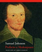 Prefacio a Shakespeare - Samuel Johnson portada