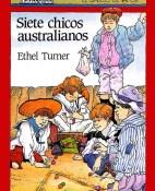 Siete chicos australianos - Ethel Turner portada