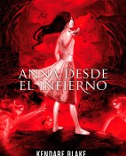 Anna desde el infierno - Kendare Blake portada