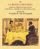 Carmencita o la buena cocinera - Eladia M. Vda. de Carpinell portada