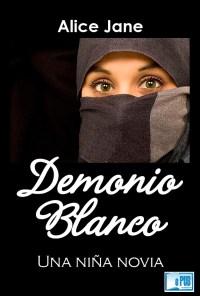 Demonio blanco - Alice Jane portada