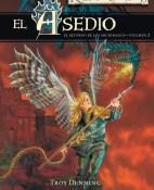 El asedio - Troy Denning portada