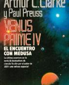 El encuentro con Medusa - Arthur C. Clarke & Paul Preuss portada