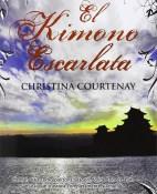 El kimono escarlata - Christina Courtenay portada