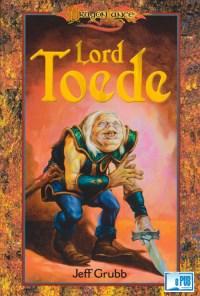 Lord Toede - Jeff Grubb portada