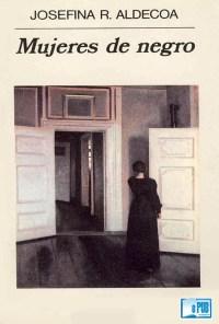 Mujeres de negro - Josefina R. Aldecoa portada