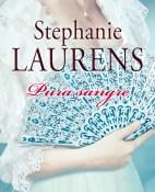 Pura sangre - Stephanie Laurens portada