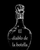 El diablo de la botella - Robert L. Stevenson portada