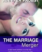 The Marriage Merger - Jennifer Probst portada