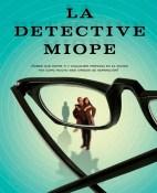 La detective miope - Rosa Ribas portada