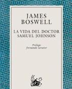 La vida del Doctor Samuel Johnson - James Boswell portada